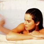Как правильно принимать ванну во время беременности