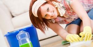 Дельные советы по уборке в квартире